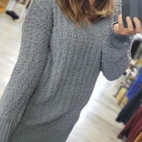 Popcorn Sweater (2 Colors) *Final Sale*