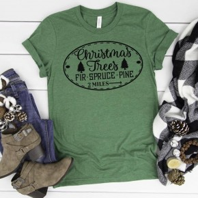 Christmas Tree Farm Graphic