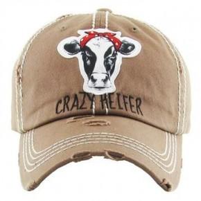 Crazy Heifer Cap