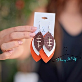 Game Day Earrings- 6 Colors