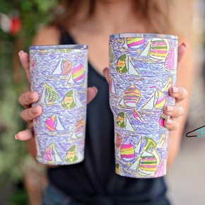 Mickie Insulated Tumbler