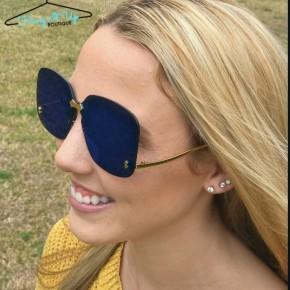 Hollywood Glam Sunglasses