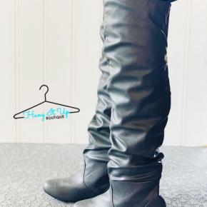 Ashton Boots- 2 Colors!