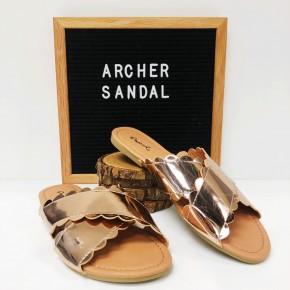 Archer Sandal- 2 Colors!