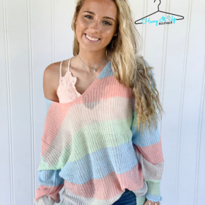 Escape the Weather Sweater