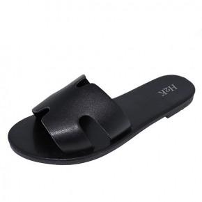 Malibu Sandals- Black
