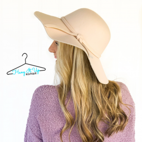 Feeling Chic Felt Hat- 5 Colors!