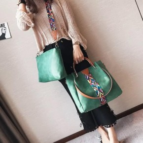 Demi Crossbody- Green