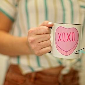 """""""XoXo"""" Coffee Mug"""