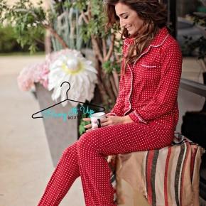 Mayberry Pajama Set