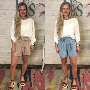 Sugarbag Shorts