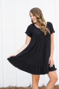 Fab In Fringe Dress