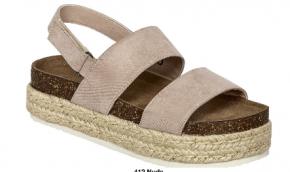 Rise Up Flatform Sandal