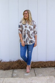 Crazy for Paisley Top