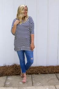 Classic Stripes Top