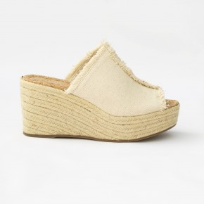 Step In Line Espadrille-FINAL SALE