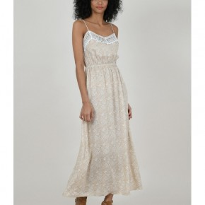 Long and Lovely Petal Maxi