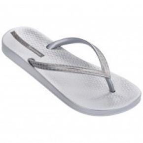 Silver Blast Flip Flops