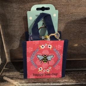 Happy Bee-Day Gift Bag