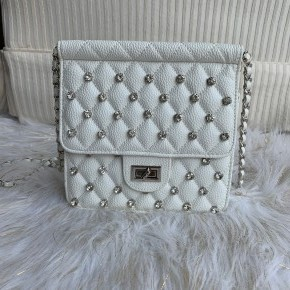 Quilted Faux Purse