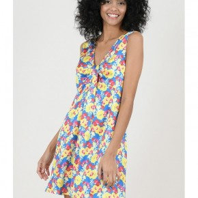 Brightly Stated dress