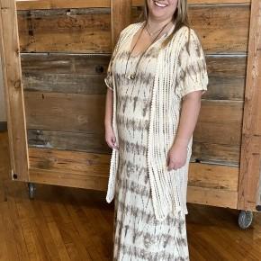 Sleeveless Kimono