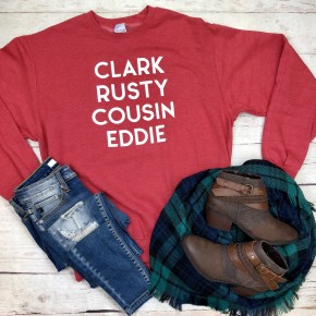 Christmas Vacation Sweatshirt