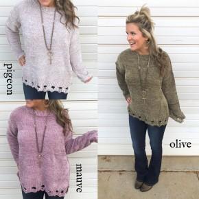 Fall Chills Sweater