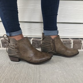 Modern Moves Booties