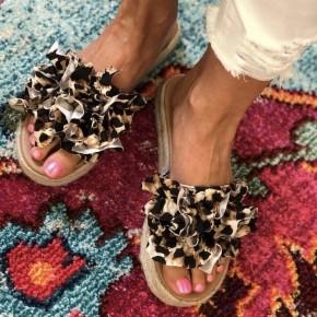Walk The Wild Side Sandals