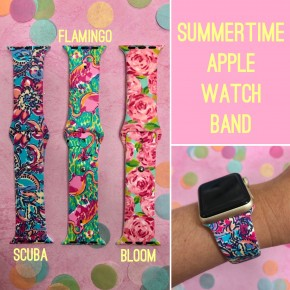 Summertime Apple Watch Band