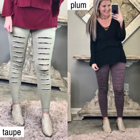All Eyes On You Jeggings
