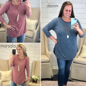 This Kind Of Love Tunic