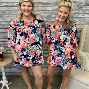 All About The Day Top