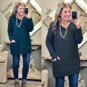 Worth It All Tunic - Black Friday