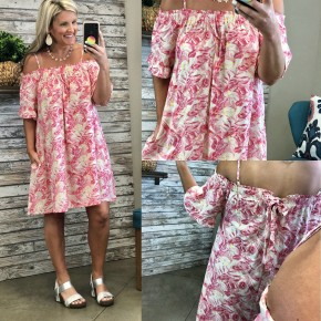 Tropical Wonders Dress