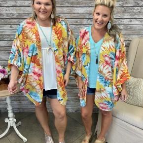 Remember Every Moment Kimono