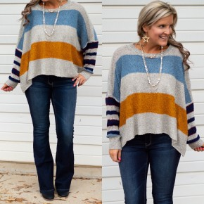Never Looking Back Sweater