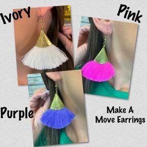 Make A Move Earrings