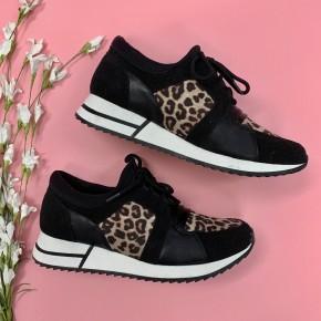 Take Me For A Ride Cheetah Sneaker