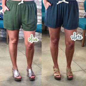 Summertime Babe Shorts