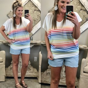Colors Of Summer Top