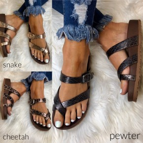 Sunny Side Sandals