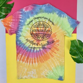 Jennaration Tie Dye T-shirt