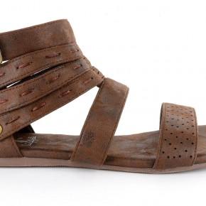 Terrance Chocolate Sandals