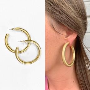Over The Edge Earrings