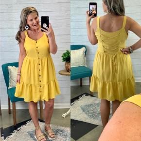 Always Get To It Dress