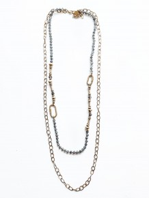 Theory Of Us Necklace