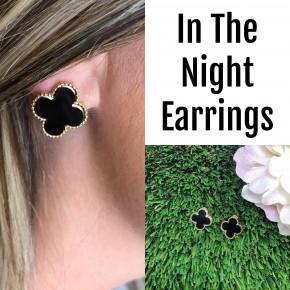 In The Night Earrings