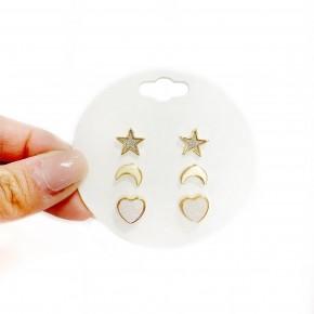 The Savannah Earring Set